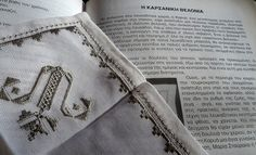 Embroidery Art of Karya by GoSouthEast #Lefkada #Lefkas #Greece