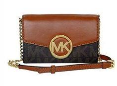 Michael Kors Hudson Lg Phone Crossbody Bag