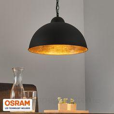 Stacy – dimbar hengelampe m. LED-pærer fra OSRAM