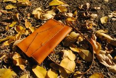 Leather bag simple, simple leather clutch, leather shoulder bag, brown leather bag