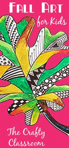 Fall Leaf Art Projects for Kids - - Fall is a great time to start new art projects with your children. With all the colorful leaves and foliage there is plenty of inspiration to be found. These Fall leaf art projects are designed. Leaf Projects, Fall Art Projects, Drawing Projects, School Art Projects, Projects For Kids, September Art, Kids Art Class, Art For Kids, Romero Britto