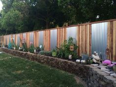36 Beautiful Privacy Fences to Inspire You #BeautifulPrivacyFencestoInspireYou