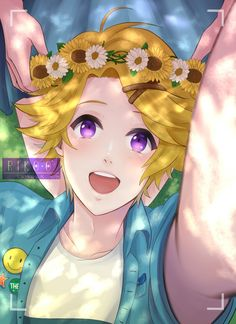 *chokes on Yoosung's adorableness*