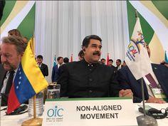 Nicolás Maduro evaluó relaciones bilaterales con países asiáticos