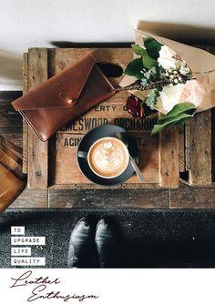Leather Enthusiasm:用手作皮革小物提升生活的質感 ‧ A Day Magazine