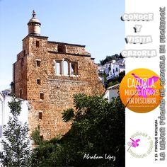 Os dejamos con una foto de las afamadas ruinas de Santa María de Cazorla. A disfrutarla!!!