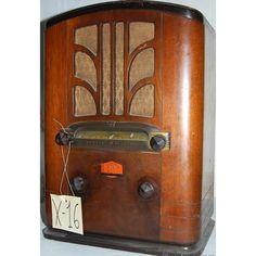 RADIO GENERAL ELECTRI DE VÁLVULAS-16