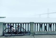 Whenever I go to San Francisco I think I need to go more often! A rather blustery cold and gloomy day but I enjoyed a leisurely ride along the Embarcadero acting like a tourist. Some things never grow old.  #bikingadventures #fujibikes #livingincalifornia #livinginthebay #optoutside #sanfranciso #baybridge
