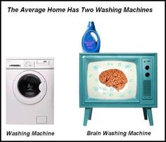 The Average Home Has Two Washing Machines…One for clothes and the other for the mind. Question Everything, New World Order, Google, Cover Up, Home Appliances, This Or That Questions, Learning, Blog, Washing Machines