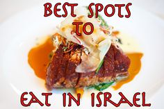 Israel is a small country, but they have no shortage of unique and mouth-watering cuisine. I was lucky enough to have a foodie guide showing me around the country, so a good portion of my trip was centered around tasting as many different types of cuisine as possible.