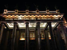 Teatro Juárez, Guanajuato.