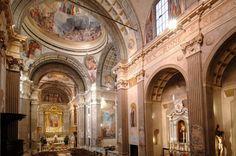Galleria Fotografica - Brescia Restauro della Chiesa di Cristo Re