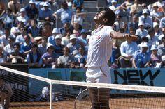 Yannick Noah - Roland Garros 1982