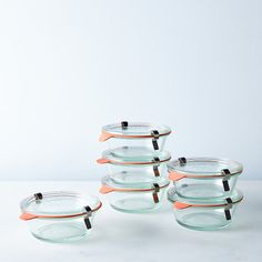 Clamped Weck Bowls 10.14 Ounce (Set of 6) on Food52