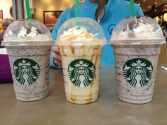god I love starbucks! thank you kylie for these. but now I need a starbucks!