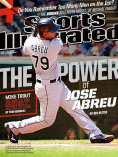 SI Cover - Jose Abreu