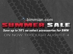 Bimian's Summer Sale is on now! Save up to on select accessories for BMW. Summer Sale, Storage Solutions, The Selection, Bmw, Lifestyle, Accessories, Shed Storage Solutions, Jewelry Accessories