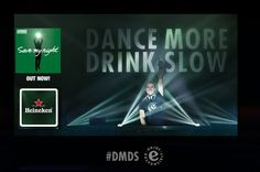 "As more and more corporate brands begin to sponsor EDM culture and festivals, a dual focus on responsible marketing is in order. Heineken, a pioneering sponsor of EDM events like Ultra and music festivals like Coachella, took this to heart and today debuted ""Dance More, Drink Slow,"" a global campaign designed to promote moderation over excess featuring EDM superstar Armin van Buuren as its face and spokesperson."