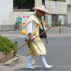 typical japanese pedestrian
