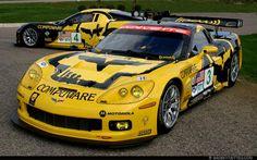 """Chevrolet Corvette C6.R """"Jake"""""""