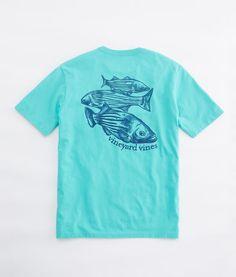 Three Stripes Graphic T-Shirt