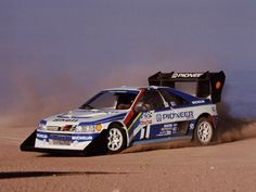 Peugeot 405 T16 Pikes Peak race car