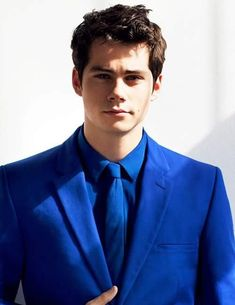 Dylan O'Brien (in my favorite color)