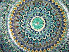 MissMischka: Узбекская керамика + Самарканд