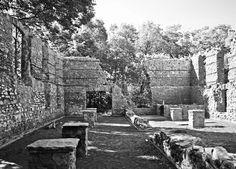 The ruins of Vin Villa Winery, Pelee Island, Ontario by Amanda Anger via Flickr.