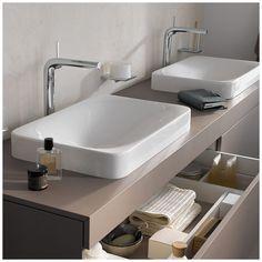 Keuco Edition 400 Einhebel-Waschtischmischer 290 51502010103 - MEGABAD
