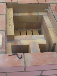 Collection of Masonry Heater construction photos