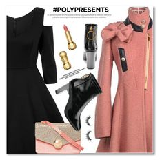 """""""#PolyPresents: Wish List"""" by svijetlana ❤ liked on Polyvore featuring Dorothy Perkins, contestentry and polyPresents"""