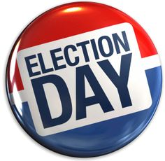 Wednesday, November 5th is Election Day! Don't forget to get out there and vote. The polls will be open from 7am-8pm. Be sure to bring ID with you to your voting location. If you're not sure where your voting location is, click the link below for a complete list of all polling places. http://bensalemtwp.org/ddvoting.html