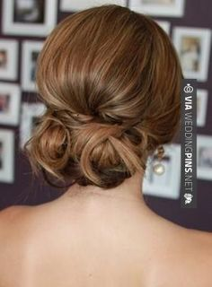 Neato - Wedding Hair Updos 35 Amazing Wedding Hair Updo Ideas - Pelfind | CHECK OUT THESE OTHER FANTASTIC IDEAS FOR TASTY Wedding Hair Updos HERE AT WEDDINGPINS.NET | #weddinghairupdos #updos #updosforlonghair #longhair #weddinghairstyles #weddinghair #hair #stylesforlonghair #hairstyles #hair #boda #weddings #weddinginvitations #vows #tradition #nontraditional #events #forweddings #iloveweddings #romance #beauty #planners #fashion #weddingphotos #weddingpictures