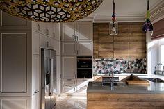 Креативный Киев: квартира студии Dreamdesign • Интерьеры • Дизайн • Интерьер+Дизайн