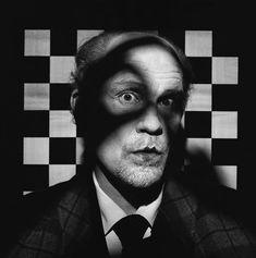 John Malkovich photos by Antoine Le Grand