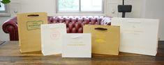 箔押し色が色々! berryBでは簡単にオリジナル紙袋が作れる!  shopper shop bag paperbag design package   紙袋 紙袋デザイン グラフィックデザイン デザイン ショッパー ショップバッグ パッケージ おしゃれ 箔押し ゴールド 泥泊