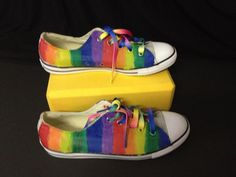 Skittles, see the rainbow and feel the rainbow on Etsy, $100.00