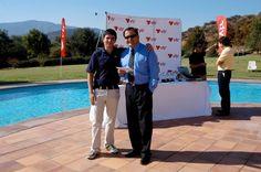 Con Patricio Gonzalez  gran animador