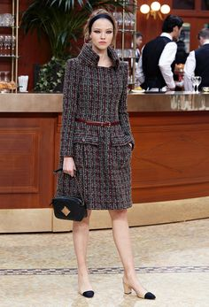Ready-to-wear - Fall-winter 2015/16 - Look 31 - CHANEL