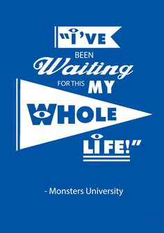 #movie Monsters University