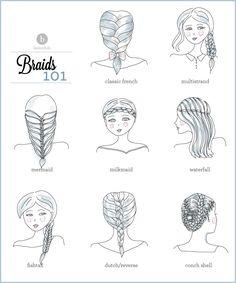 braid look!