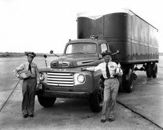 Old-Time Truck Pictures