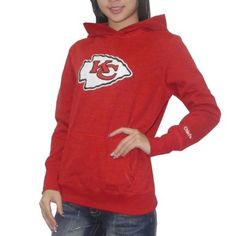 Amazon.com: NFL Kansas City Chiefs Pullover Hoodie