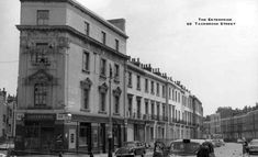 The Enterprise, 69 Tachbrook Street, Westminster - circa 1963 London Pubs, Old London, Chesters Way, Suffragettes, London History, Westminster, The Locals, Roads, Old Photos