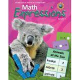 Math Expressions First Grade math worksheets http://www.eduplace.com/math/mthexp/g1/challenge/