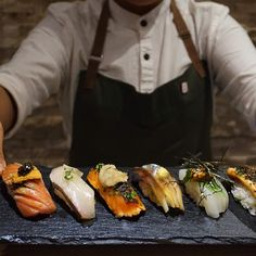 Yes, it's totally possible to enjoy a chef-selected sushi meal without going broke.