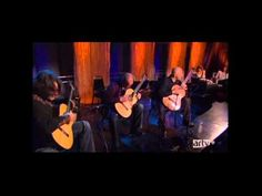Last night's performance by the amazing Montréal Guitare Trio at St. Brigid's had us watching this from Radio-Canada's Studio 12. Mesmerizing!