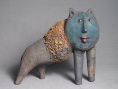 """Roger Capron exposition """"Chimères"""" à la Compagnie de la Chine et des Indes 2006"""