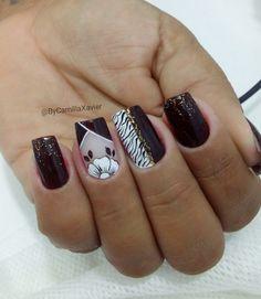Nail Designs, Hair Beauty, Nail Art, Nails, Makeup, How To Make, Light Nails, Art Nails, Perfect Nails